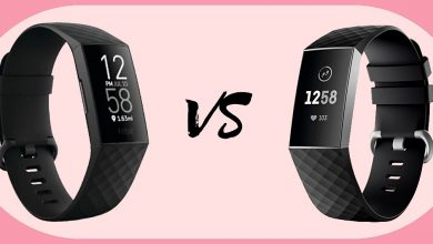 Fitbit Charge 4 vs Charge 3